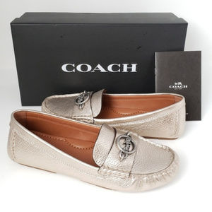 Brand New with Tag Coach Flat Shoes
